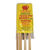 TEXAS POP ROCKET