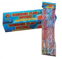 THUNDER CLAP BOTTLE ROCKET