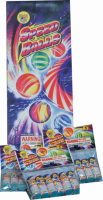 SPEED BALLS - PACK OF 6