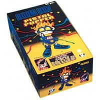 BOOM BOY PISTOL POPPERS - BOX OF 36