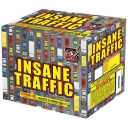 INSANE TRAFFIC (350 GRAM)
