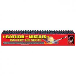 200 SHOT SATURN MISSILE