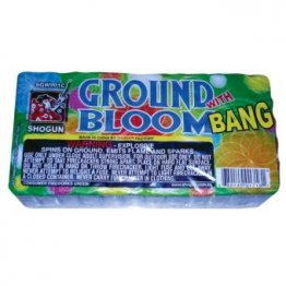 GROUND BLOOM WITH BANG - PACK OF 72